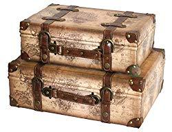 Vintage Suitcases-Amazon 90.30