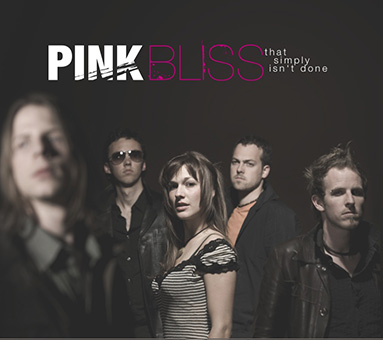 PinkBliss - That simply isn't done - 2008Gabriela Martina – voiceGregor Obrist – guitarFelix Bruehwiler - guitarTobias Bachmann – bassCedric Habermacher – drums