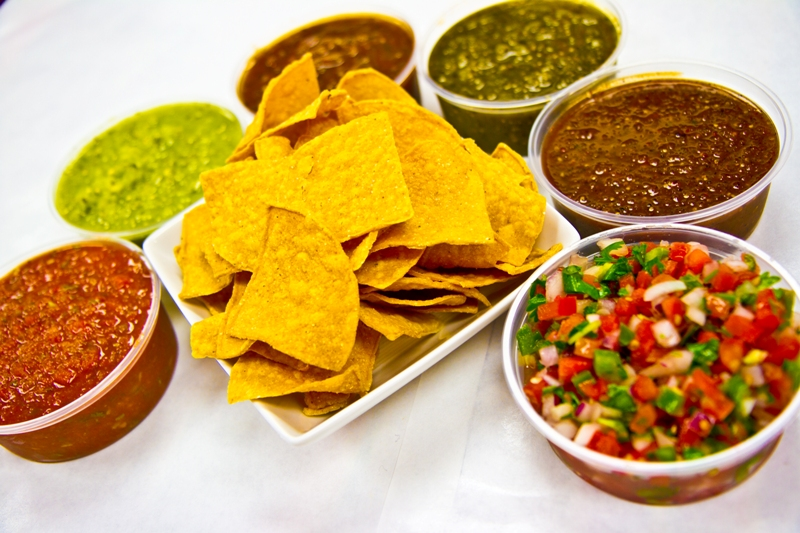 We make a variety of delicious salsa & more! -