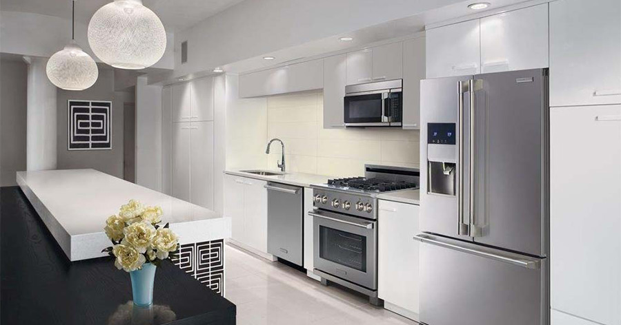 ELECTROLUX Appliances - There's appliances...then there's Electrolux!