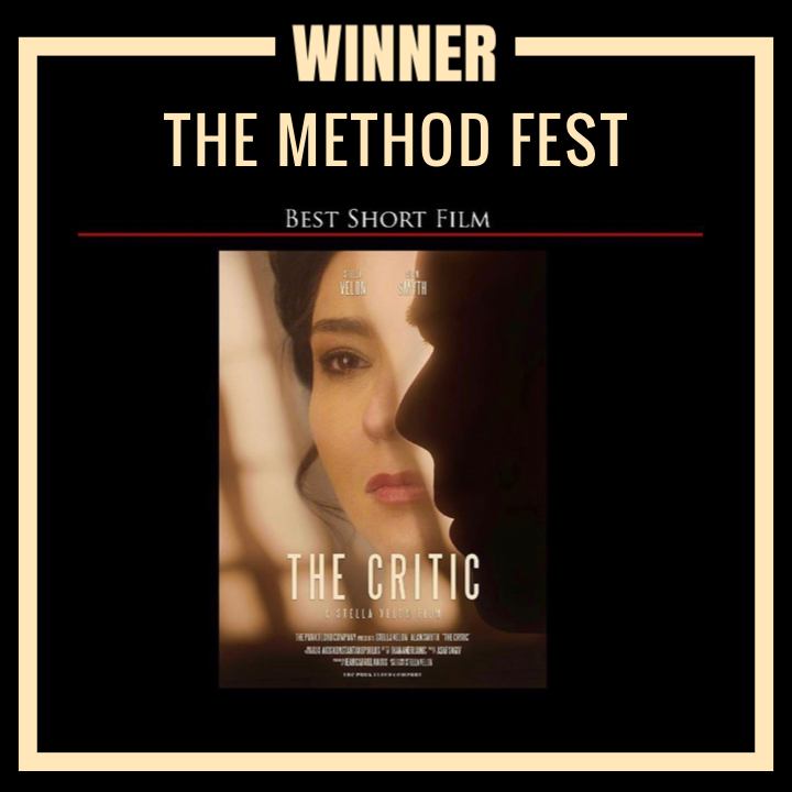 The Critic  was named Best Short Film
