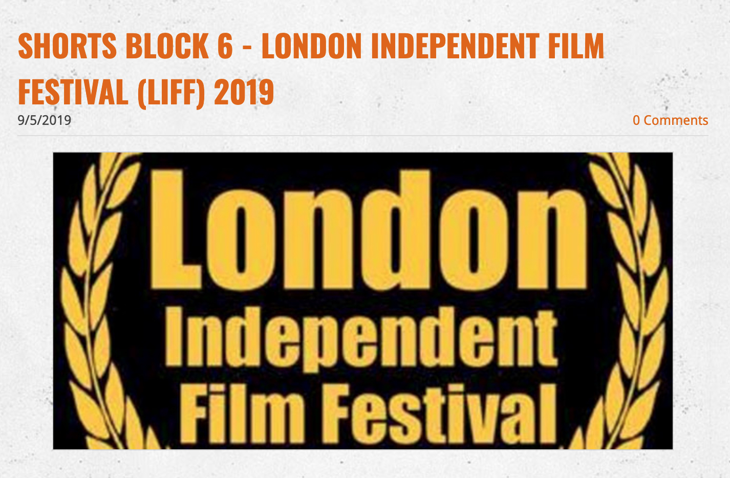 Read more:  actinghour.com/reviews/shorts-block-6-london-independent-film-festival-liff-2019