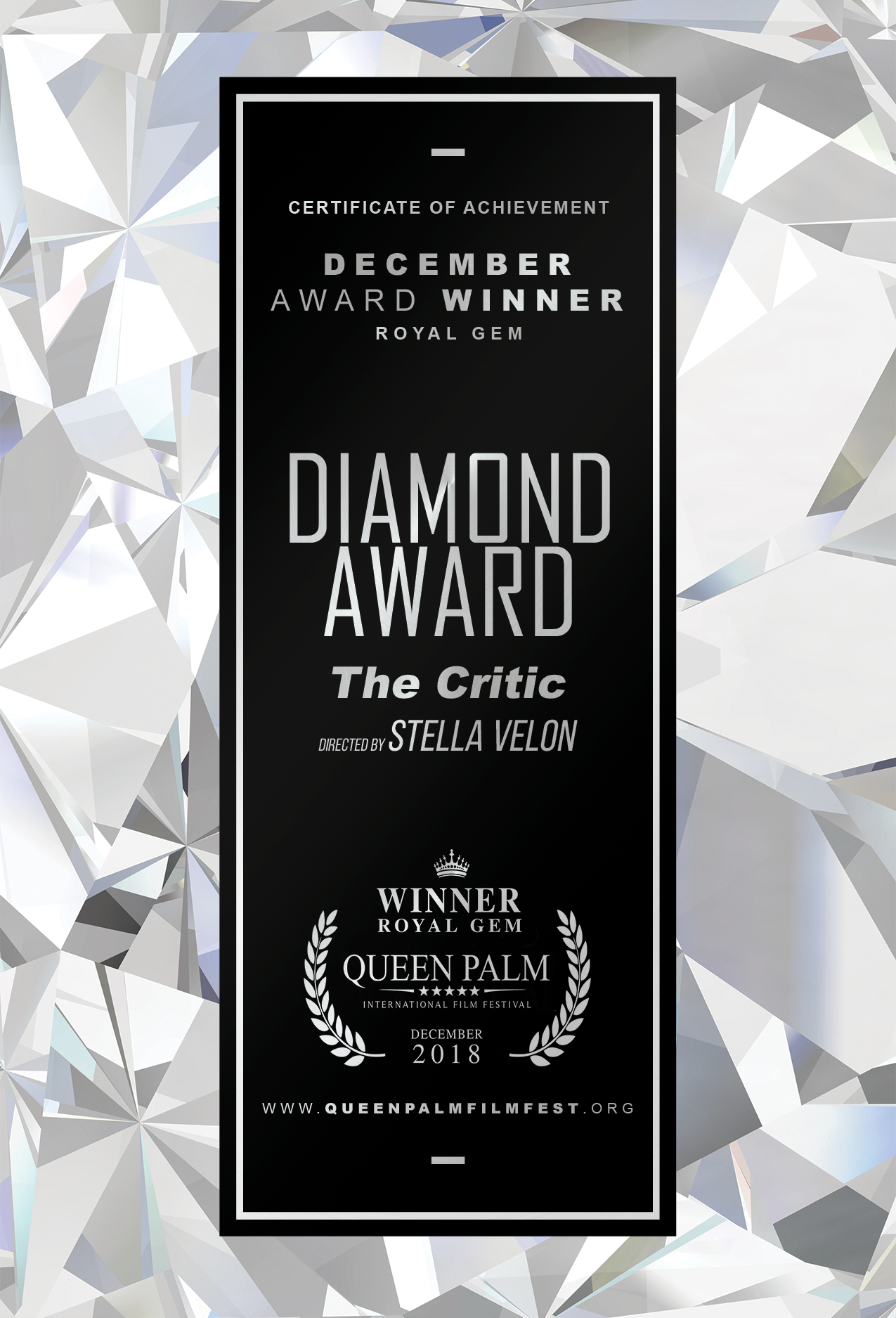 queenpalmfilmfest.org/dec-2018-royal-gem-diamonds