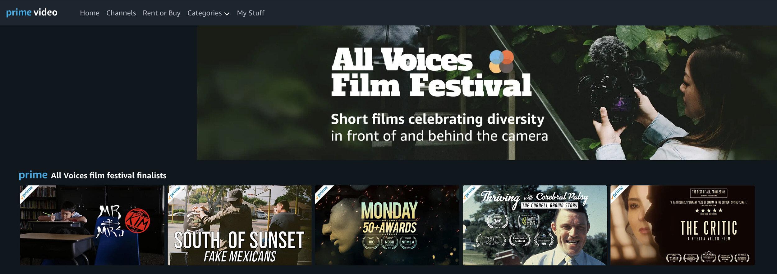 amazon.com/allvoices
