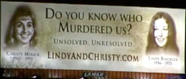 Vince's billboard, 2007