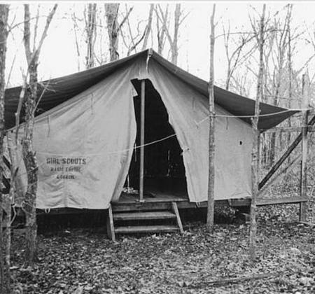 Tent number 8 (source: http://www.campscottmurders.com)