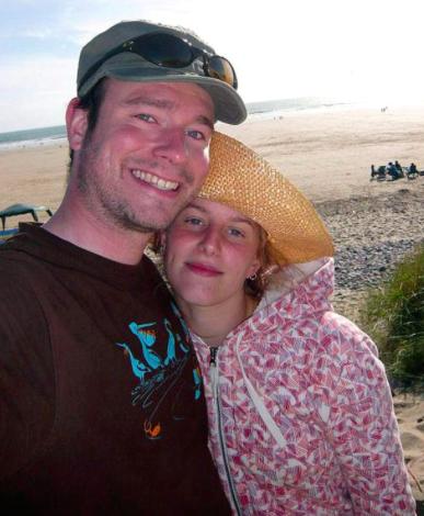 Joanna and Greg (source: Bristol Post)