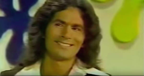 Rodney Alcala appearing on 'The Dating Game' in 1978 (source: All That's Interesting)