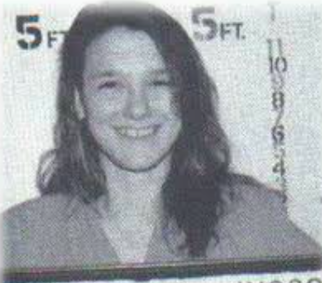 Hope Rippey (mugshot photo)