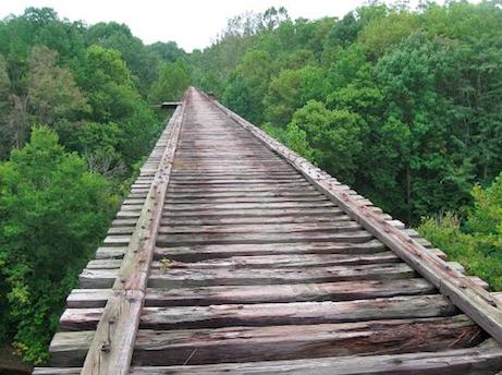 The Monon High Bridge