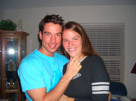 Brian and his girlfriend, Alexis Waggoner