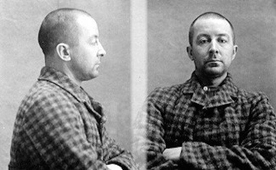Samuel Christman Hazzard (source: murderpedia)
