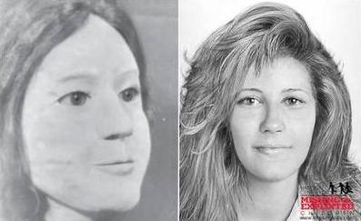 Реконструкции лица Эклютны Анни (источник: Википедия)