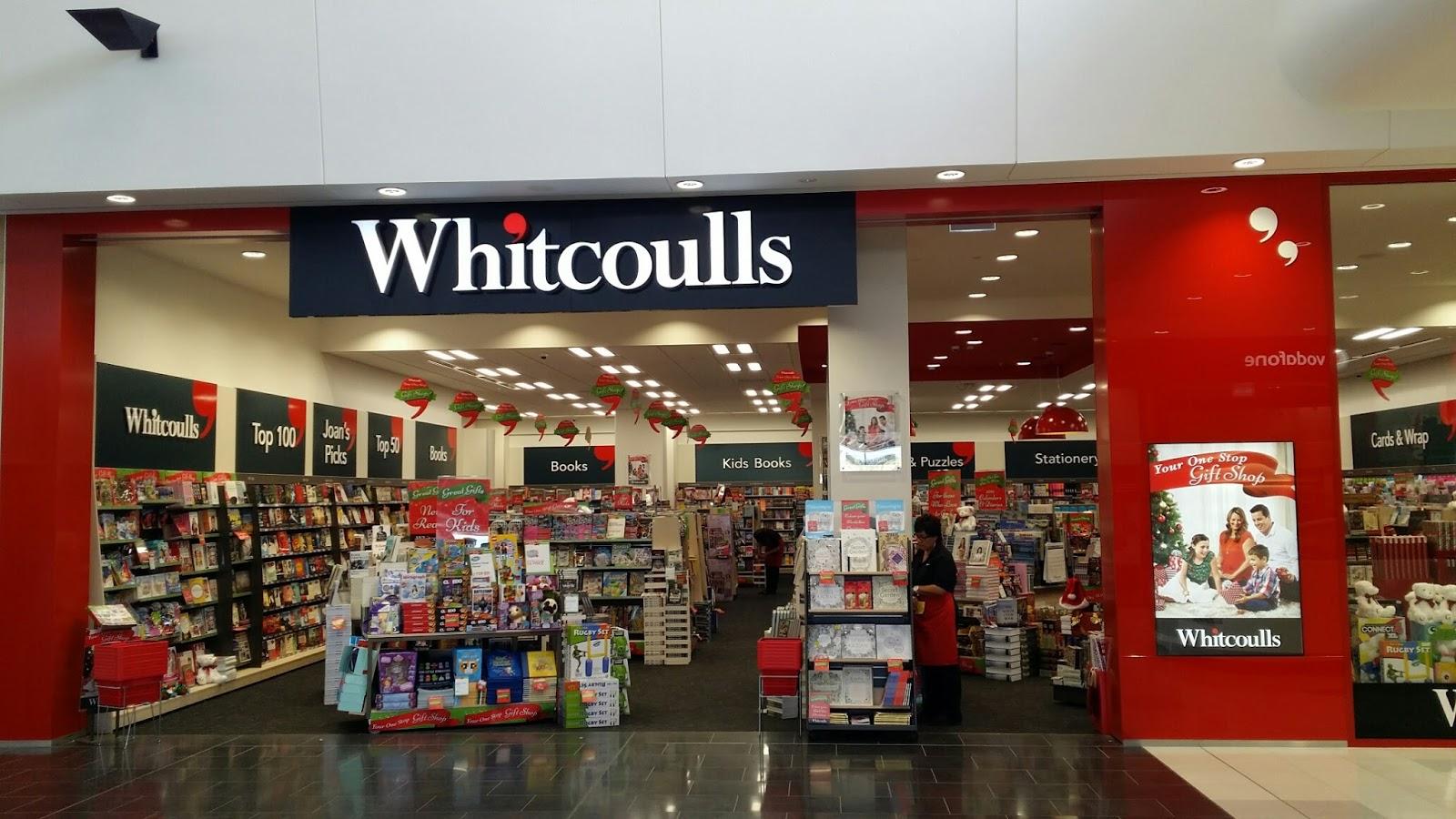 Whitcoulls