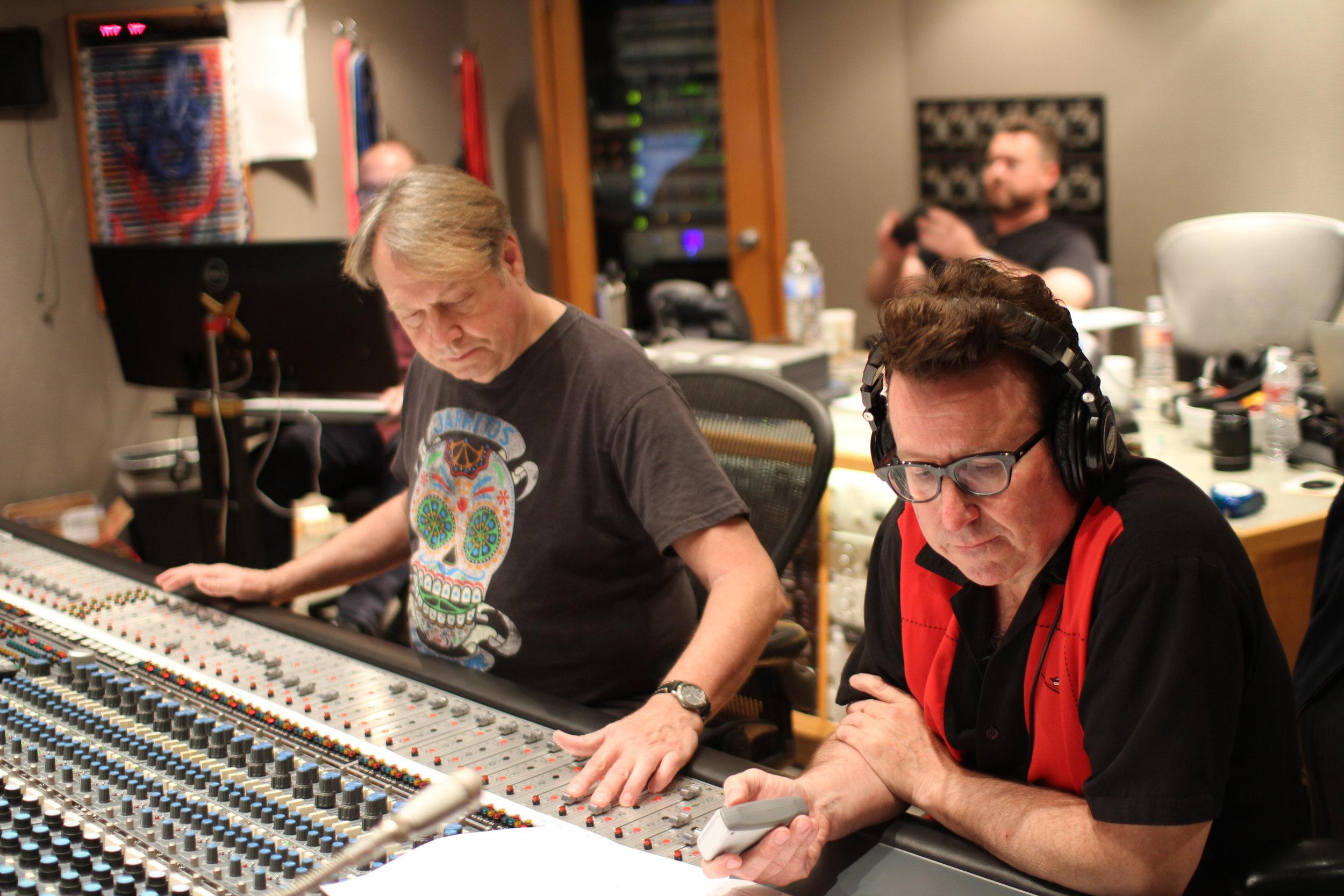 Jeff Peters & Bernie Dresel