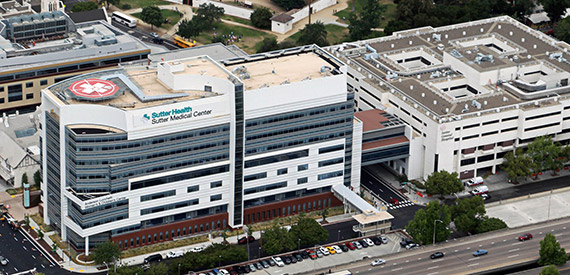 Sutter Medical Center   Sacramento, CA