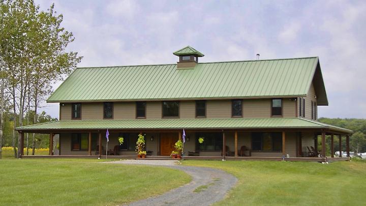 Walden accommodation