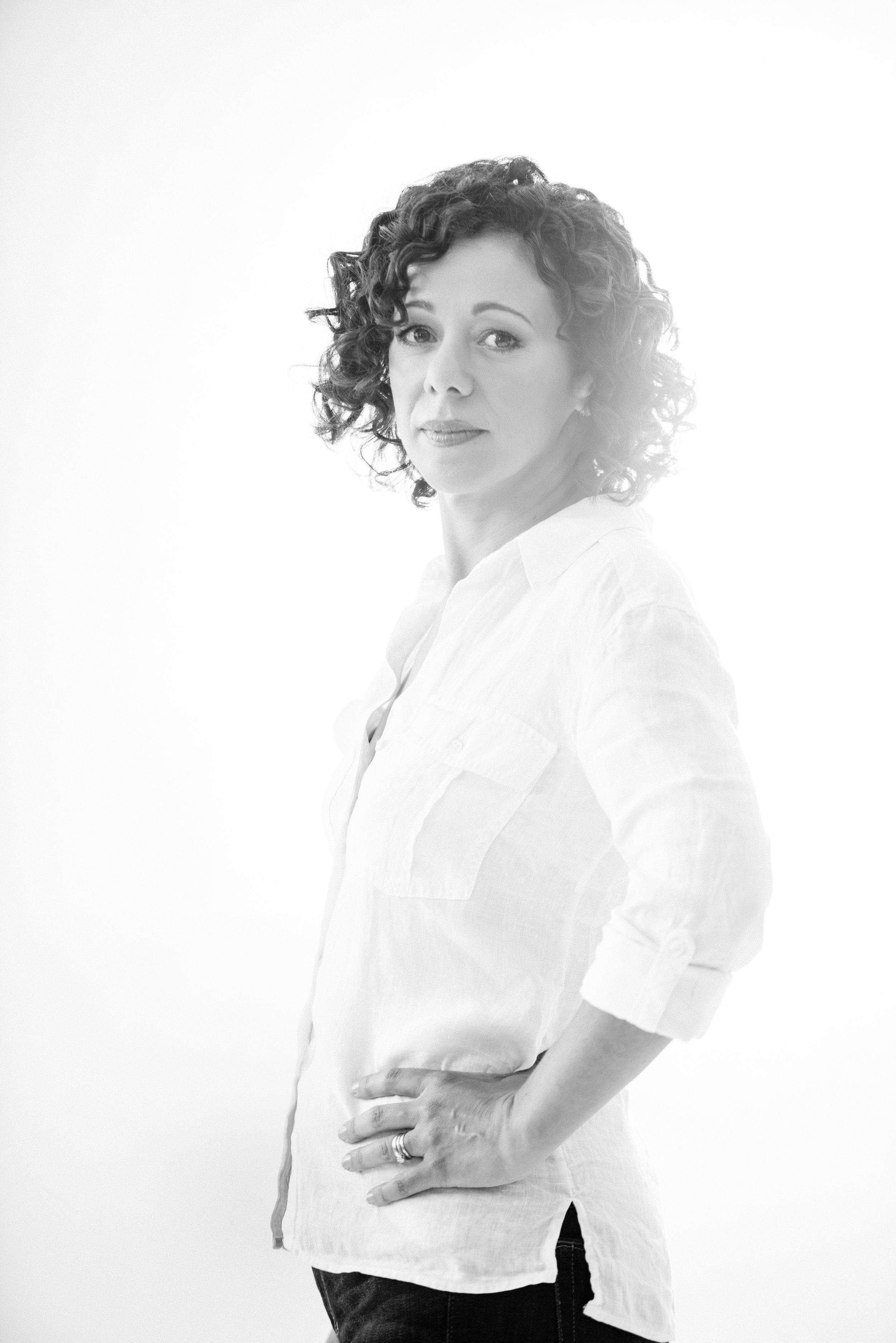Luciana Souza photographed by Kim Fox