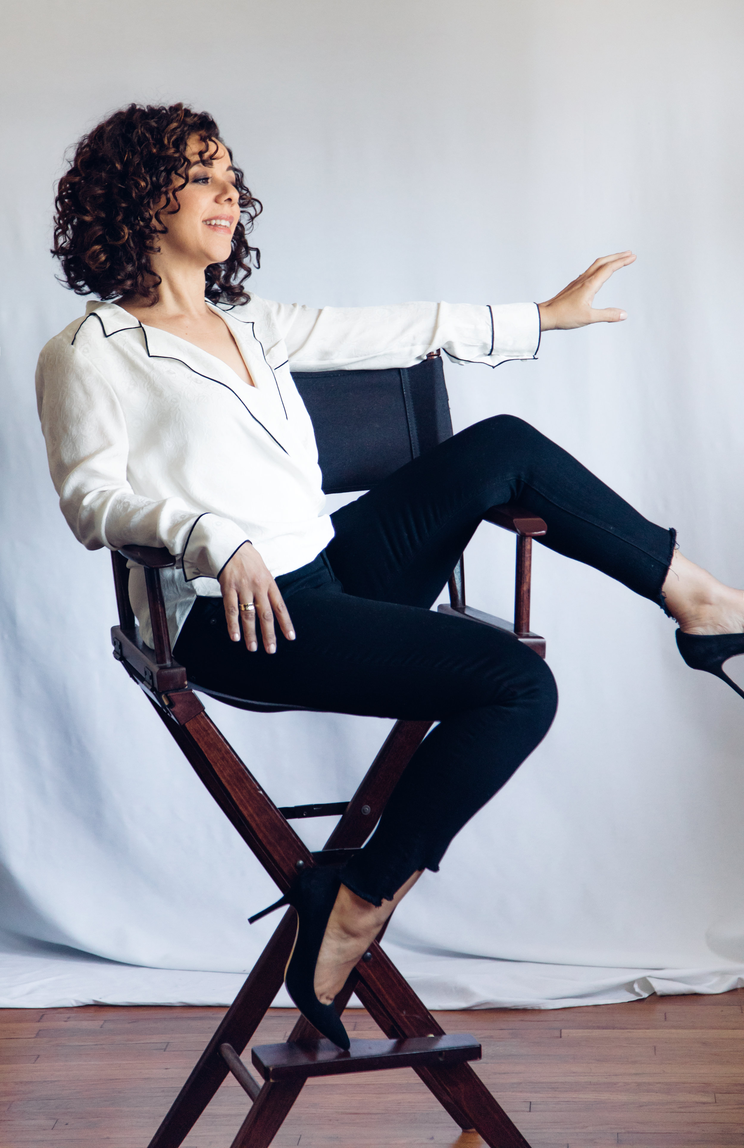 Luciana Souza photographed by Anna Webber
