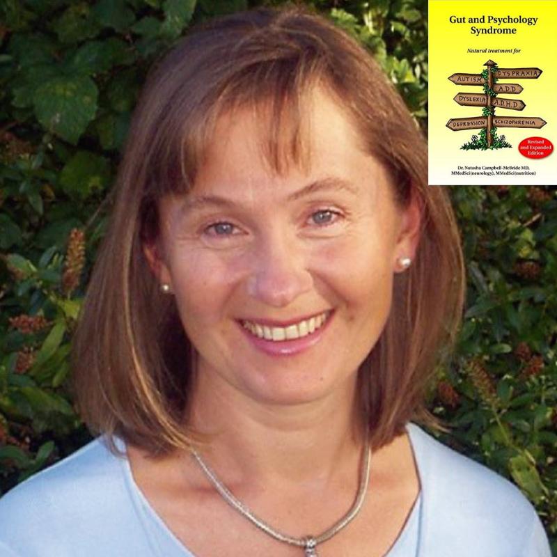 GAPS WITH DR. NATASHA CAMPBELL MCBRIDE -