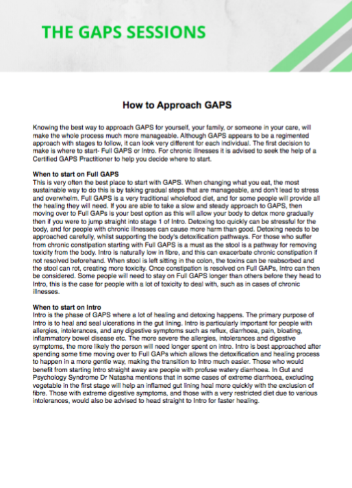 How to apporach GAPS .png