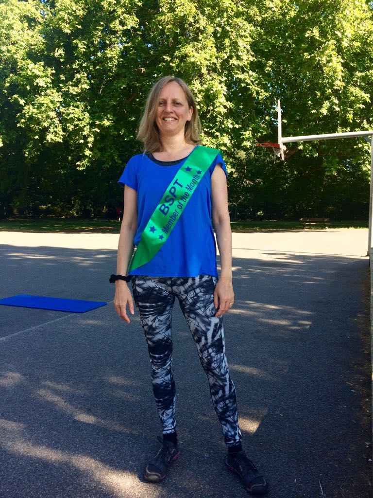 "Anna - ""Being accountable to a trainer and a group has been so motivating for me. Massive thanks to the team, unwavering in their positivity. Really appreciate the pace of the classes and the variation as the time always seems to whizz by. I absolutely love being out in the park surrounded by trees.Feeling much stronger, energised and stretched. A heartfelt thank you to Bianca & her team plus the people I train with – it's been a life changer, I really can't imagine my week without it now."""