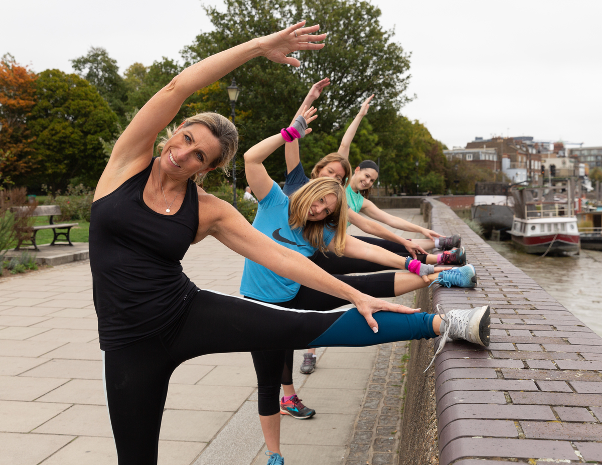 Small Group Personal Training Stretch Hammersmith