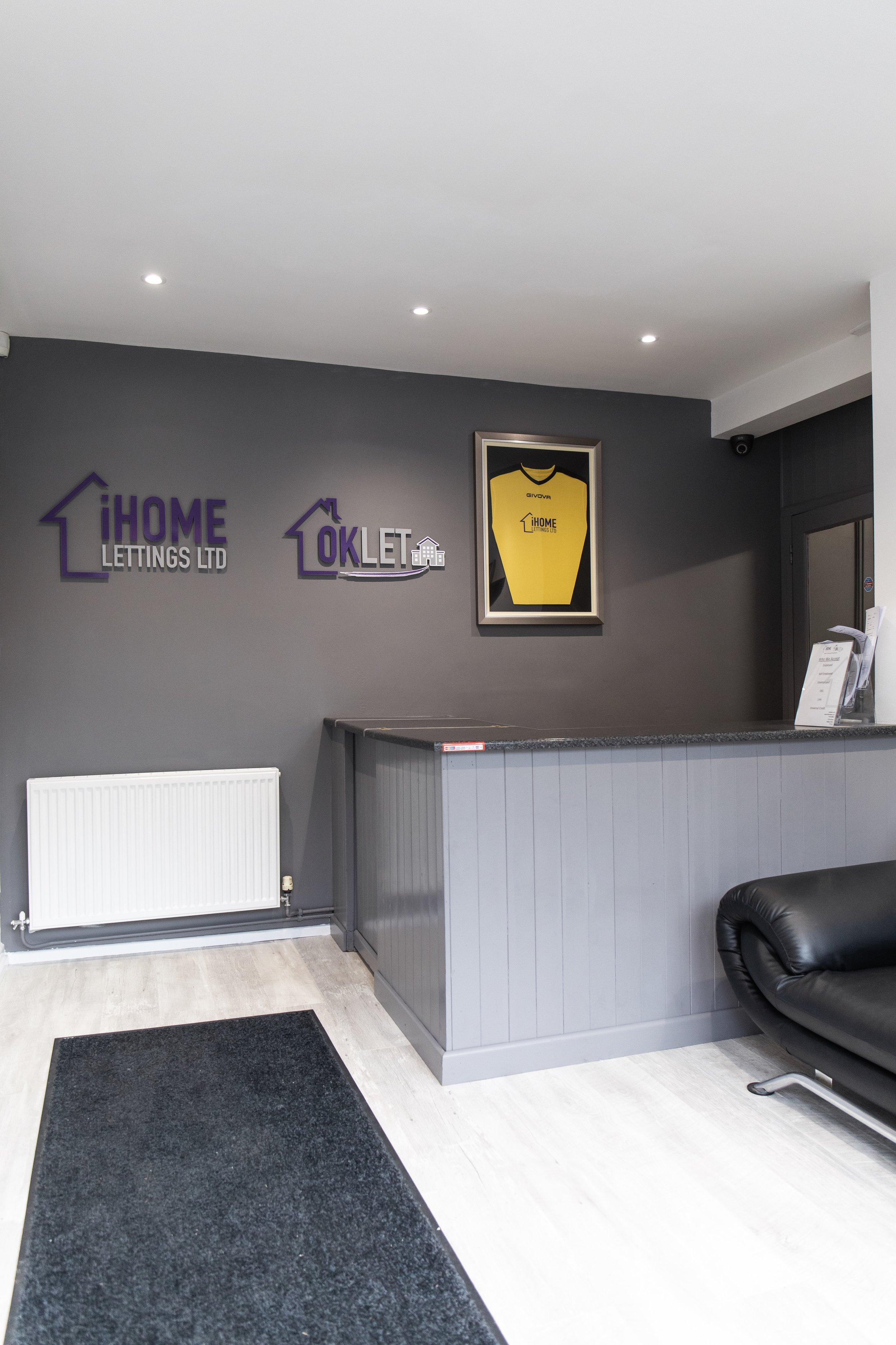 """The Best Letting Agency 2019 - iHome Lettings Ltd. are an award winning prestige letting agency that excels in straight forward housing solutions for individuals of all backgrounds, with an emphasis on providing exceptional customer service.Established in January 2018, iHome Lettings has grown at an exponential rate in its inaugural year - being voted Best Letting Agency 2019 within the space of 12 months!Harvinder Duhra, Co-Founder, believes """"The growth of the business can be attributed to simply doing the little things really well and taking pride in everything we do""""."""
