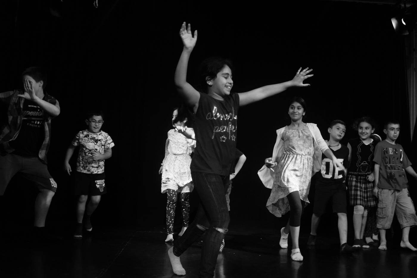 Direction artisitque - Theater Expedition-MetropolisZeichne mir ein Ich - September 2017