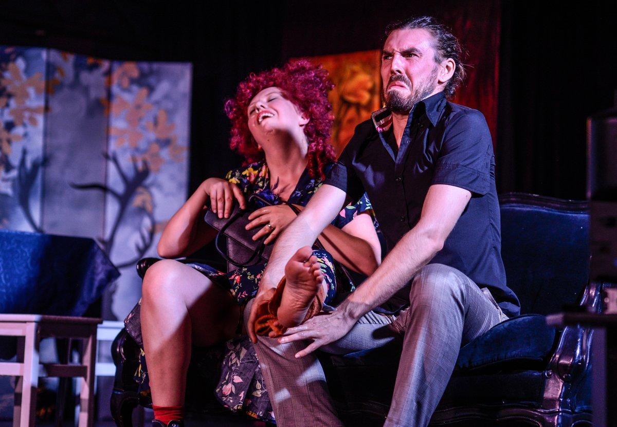 Esther Glick - Theater GrößenwahnDeutsch-Jüdische Bühne