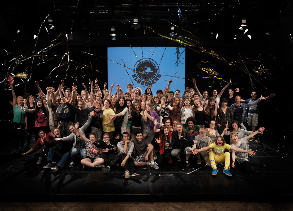 Direction d'ateliers - Kammerspiele - Deutsches TheaterFestival Klubszene - Juli 2017