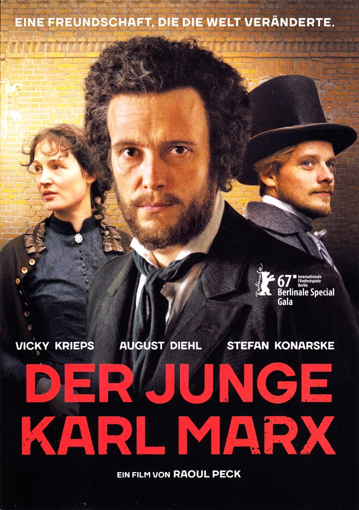Der Junge Karl Marx - Agat Films & Cie, Velvet Film, Rohfilm