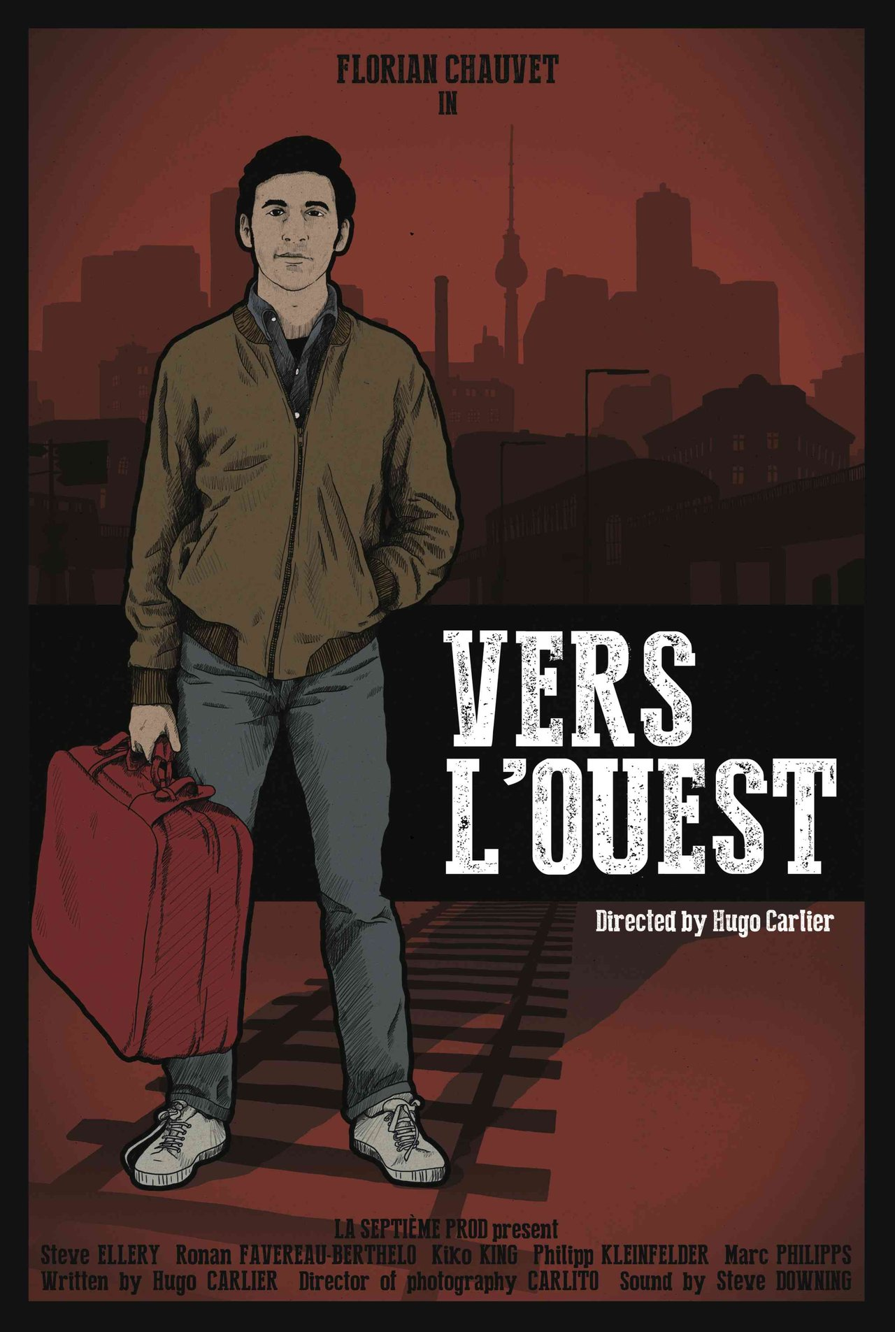 Vers l'Ouest (To the west) - Feature Filmdirected by Hugo Carlier