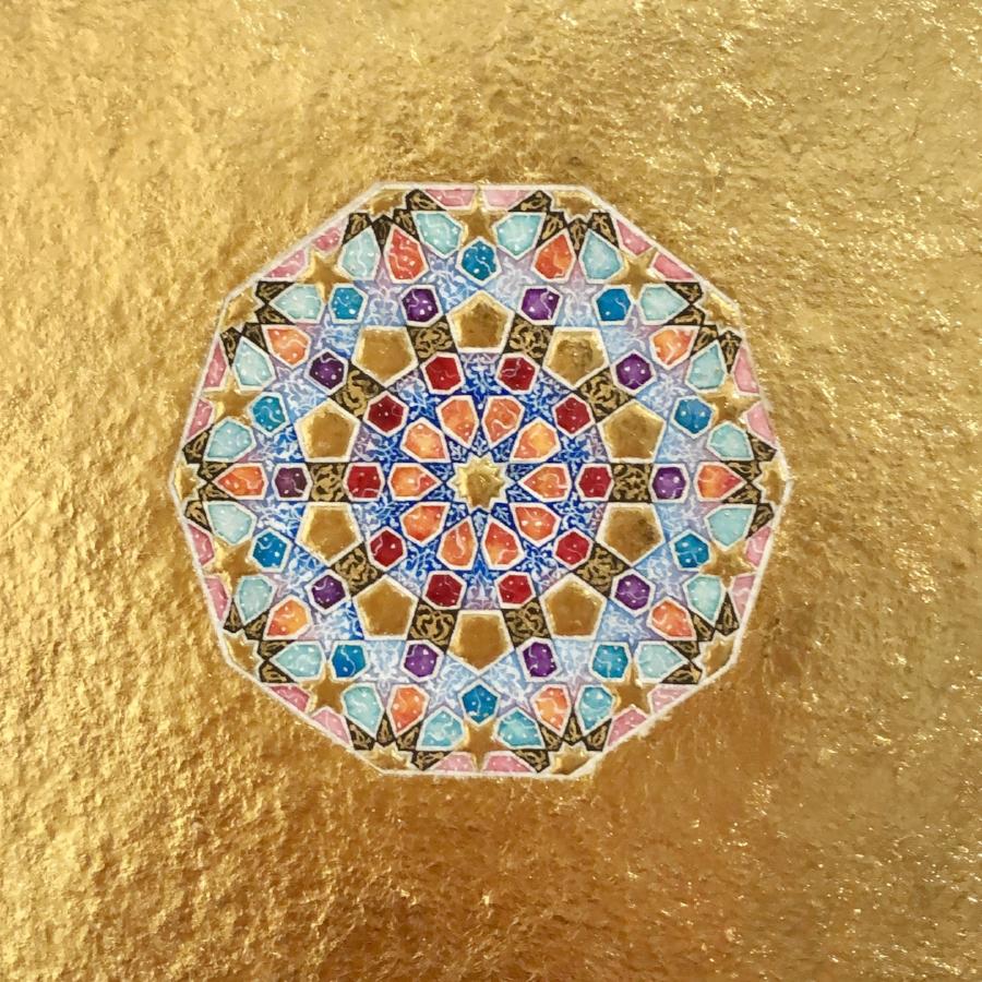 The Nukta - Detail