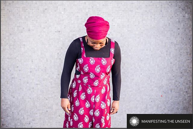 Today's first artist in the spotlight is photographer Wasi Daniju @wasidaniju . Azeezat 2017Hodan 2017 Leah 2018  Momtaza 2018 Rahma 2018 Rakaya  2018 Wasi Daniju  C-type Matte prints  re:present is a response to the frequent erasure of Black Muslim women in conversations about and representations of Islam, especially when those representations are visual. We have been here since the birth of Islam, and this series speaks to the diversity, beauty and excellence of Black women in Islam.  As a photographer, I believe in both the power and necessity of visual representation. I believe in the necessity of seeing portrayals of ourselves both as aspiration and celebration. As a Black Muslim woman myself, I believe also in telling our own story, because if we don't, who will? . #guestprojects #creativemuslimwomen #manifestingtheunseen #photography #portraitphotography #portrait #wasidaniju #represent #blackmuslimahexcellence