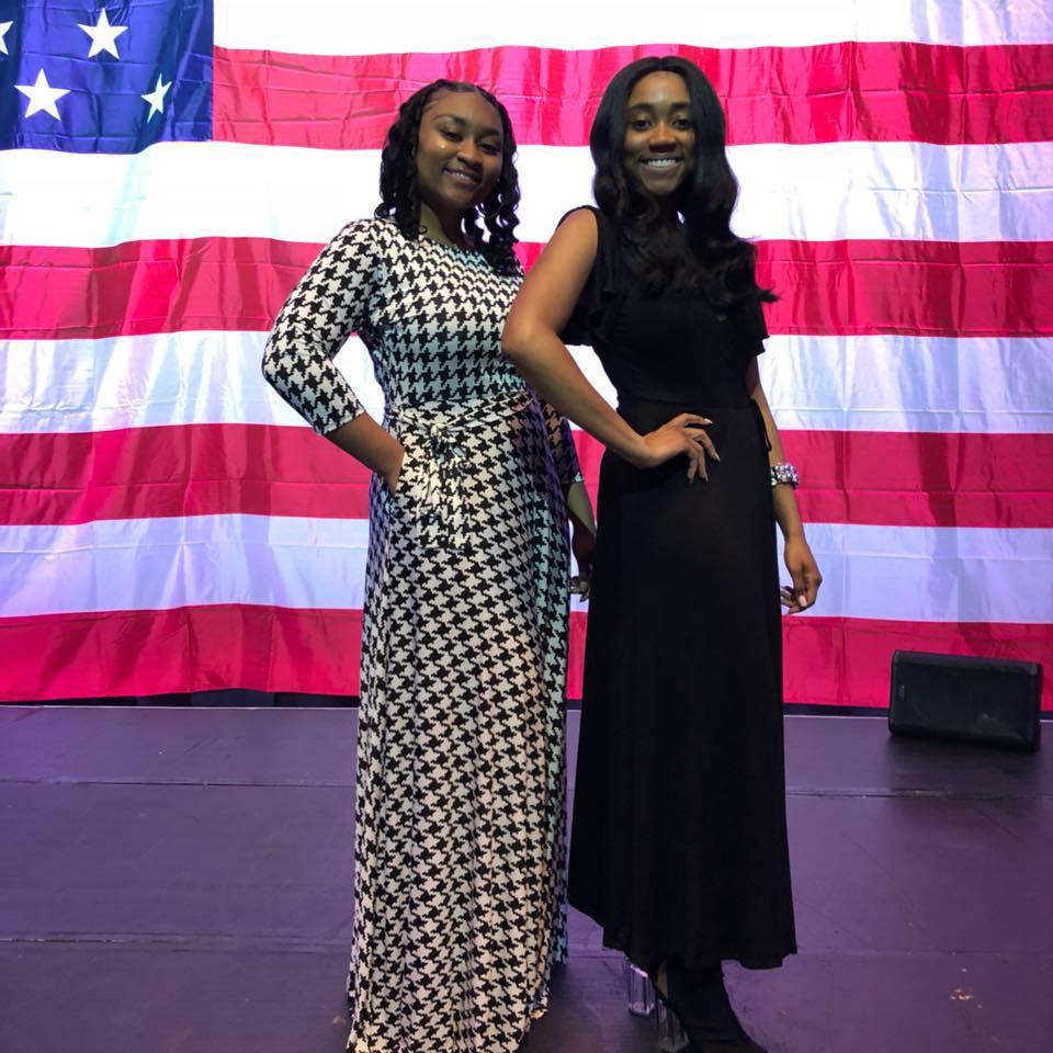 The Turner Sisters Jaliyah and Jamyla Turner