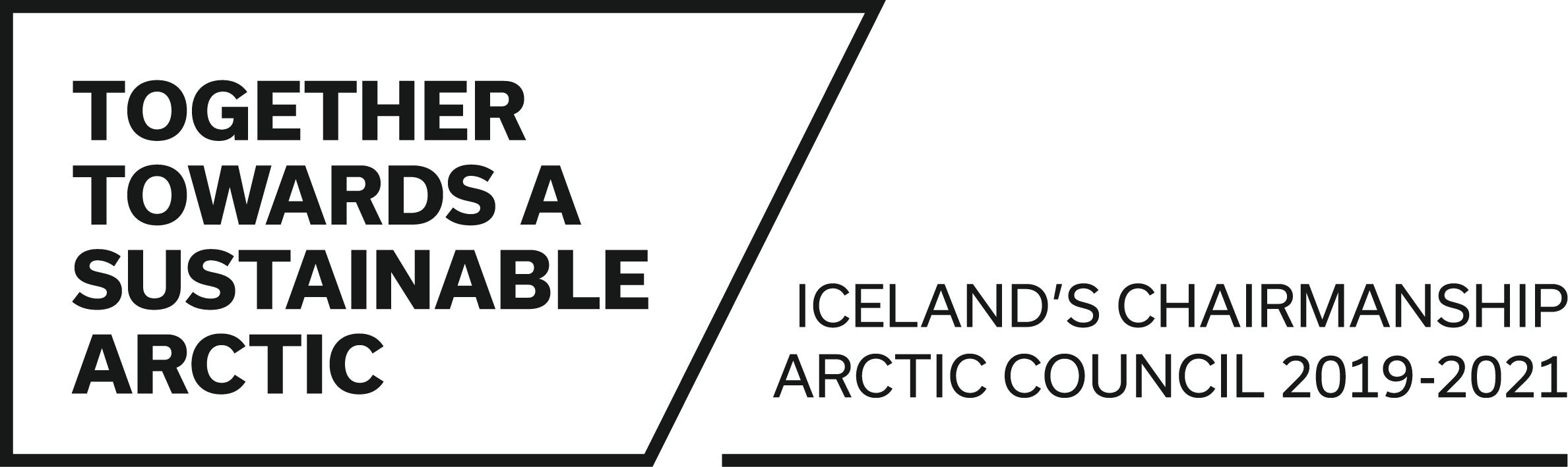 Together Towards a Sustainable Arctic logo