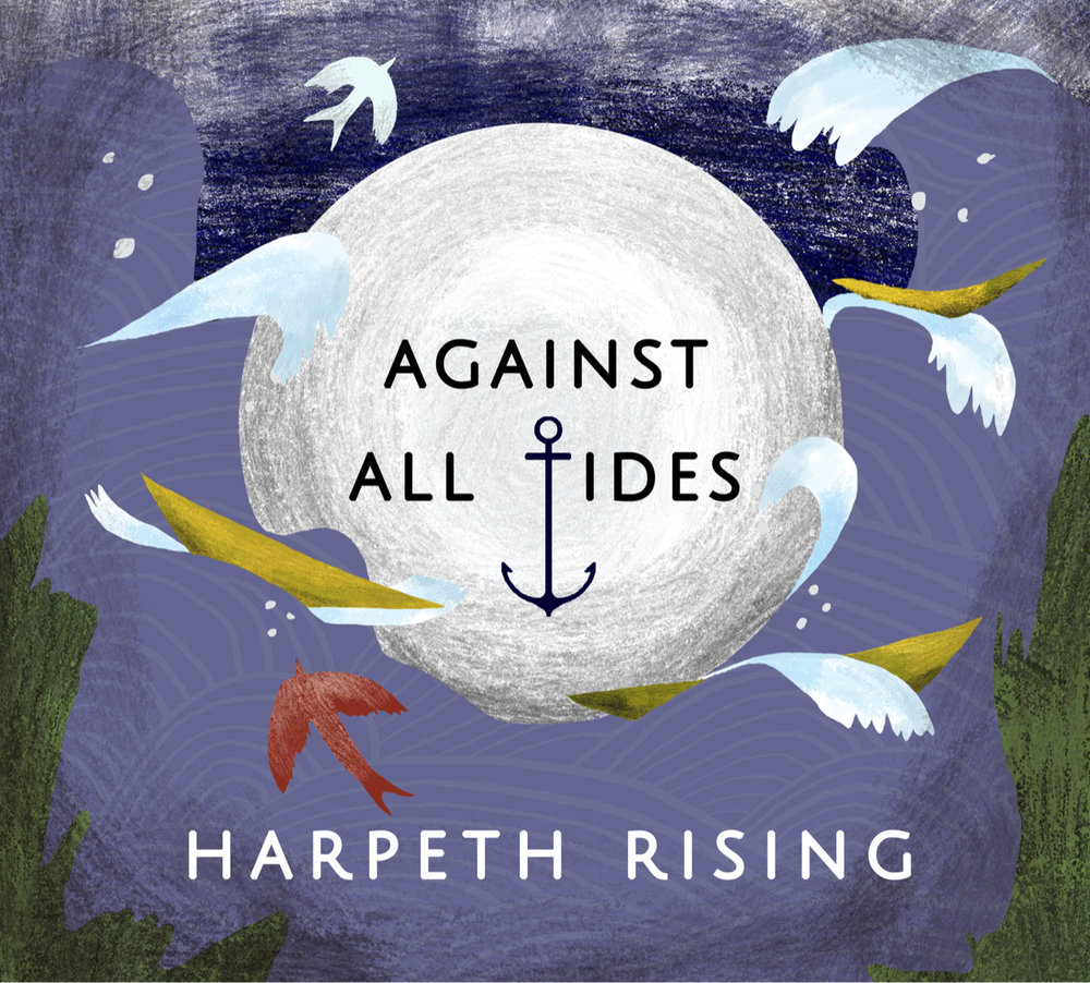 Against All Tides- by Harpeth Rising - Harpeth Rising is Jordana Greenberg (violin, vocals), Michelle Younger (banjo, vocals) and Maria Di Meglio (cello, vocals). Unapologetic genre-benders, they fuse Folk, Newgrass, Rock and Classical into a sound that is organically unique