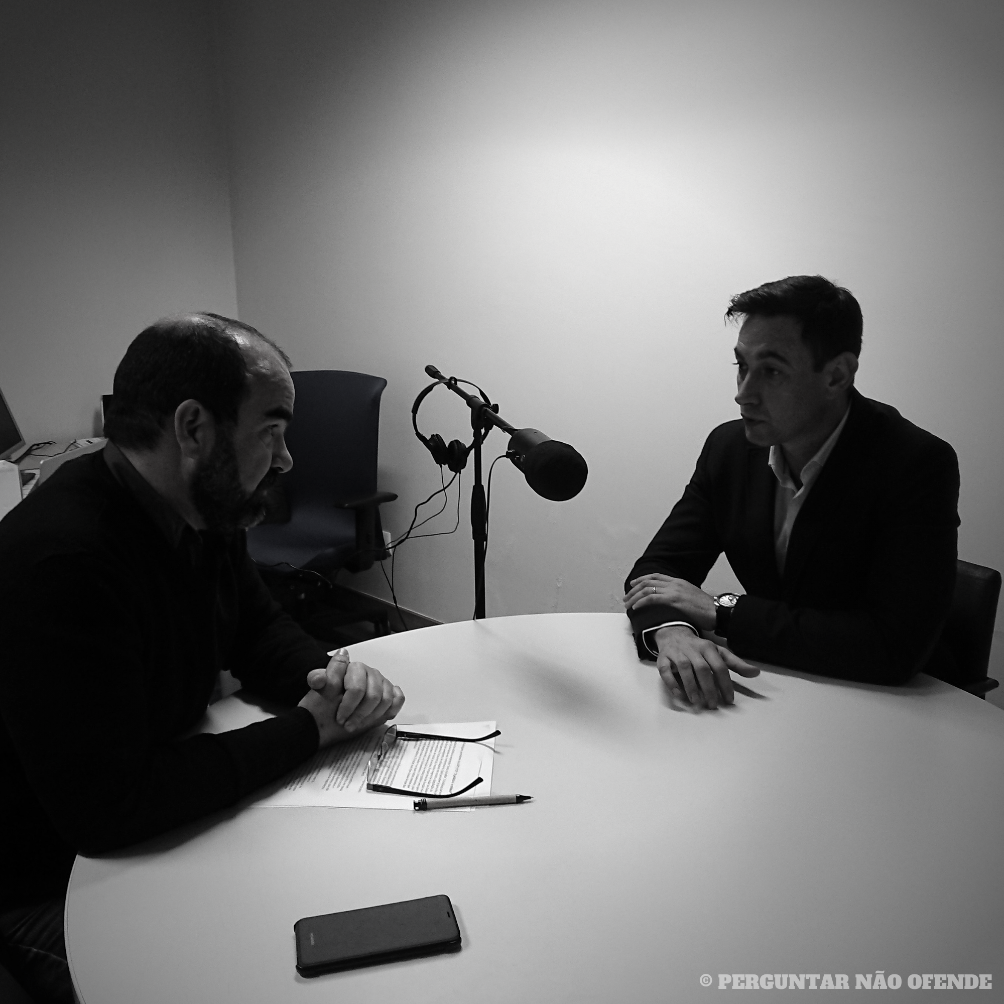 """Paulo Rodrigues, presidente da ASPP/PSP: """"A polícia é a vítima?"""""""