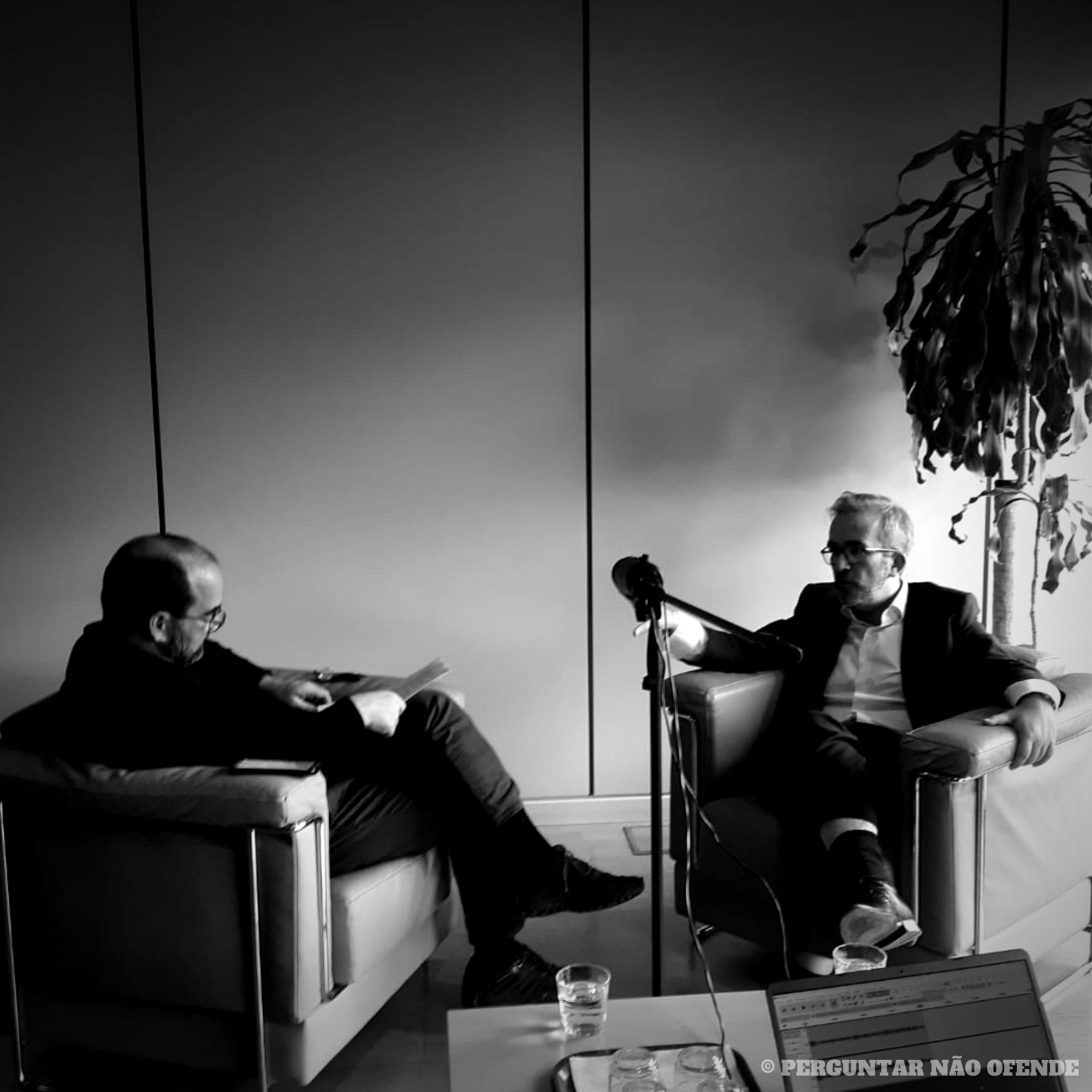 """Europeias 2019 - Paulo Rangel: """"É o Sul da Europa que vive acima das suas possibilidades?"""""""