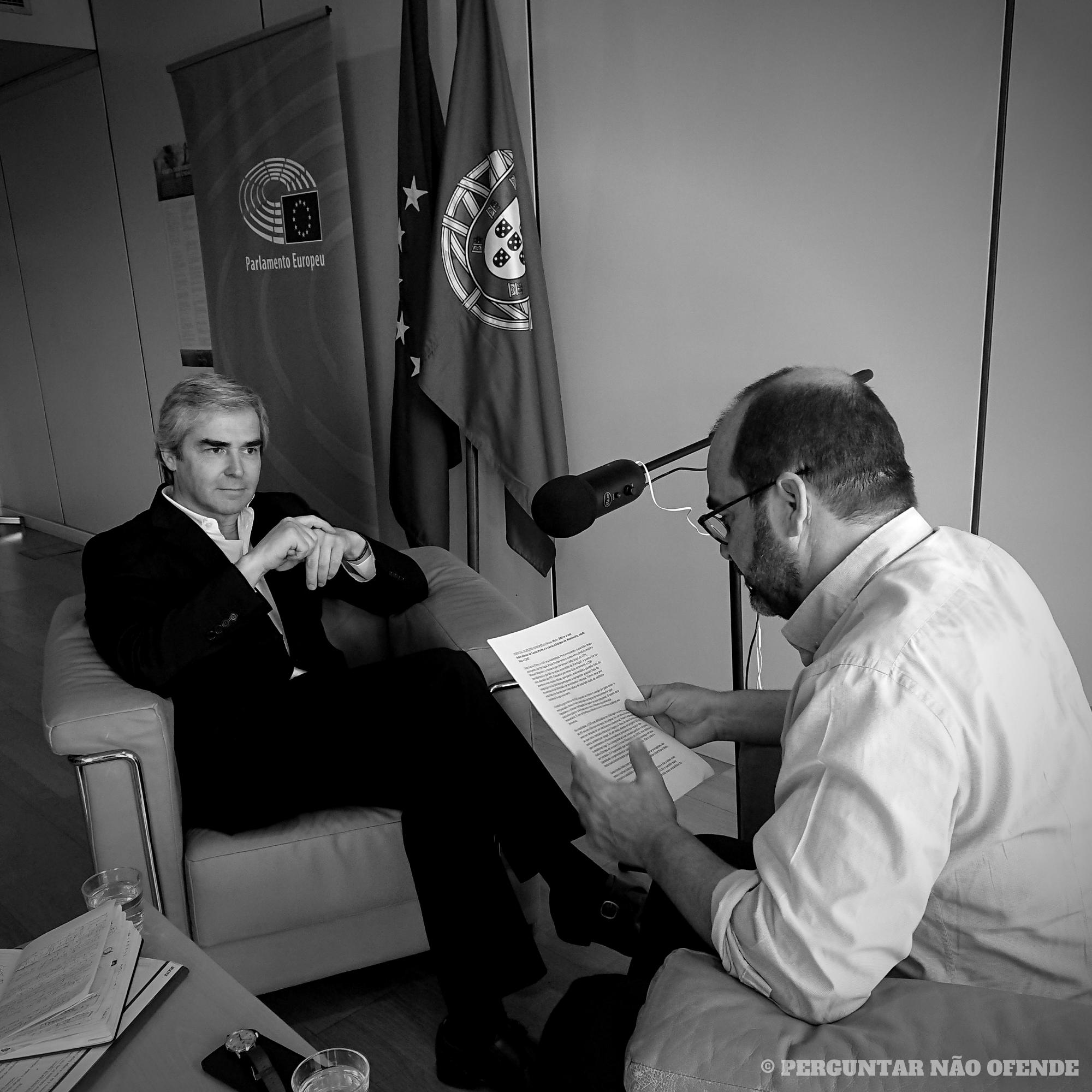 """Europeias 2019 - Nuno Melo: """"Entre Lucas Pires e Manuel Monteiro, onde fica o CDS na Europa?"""""""