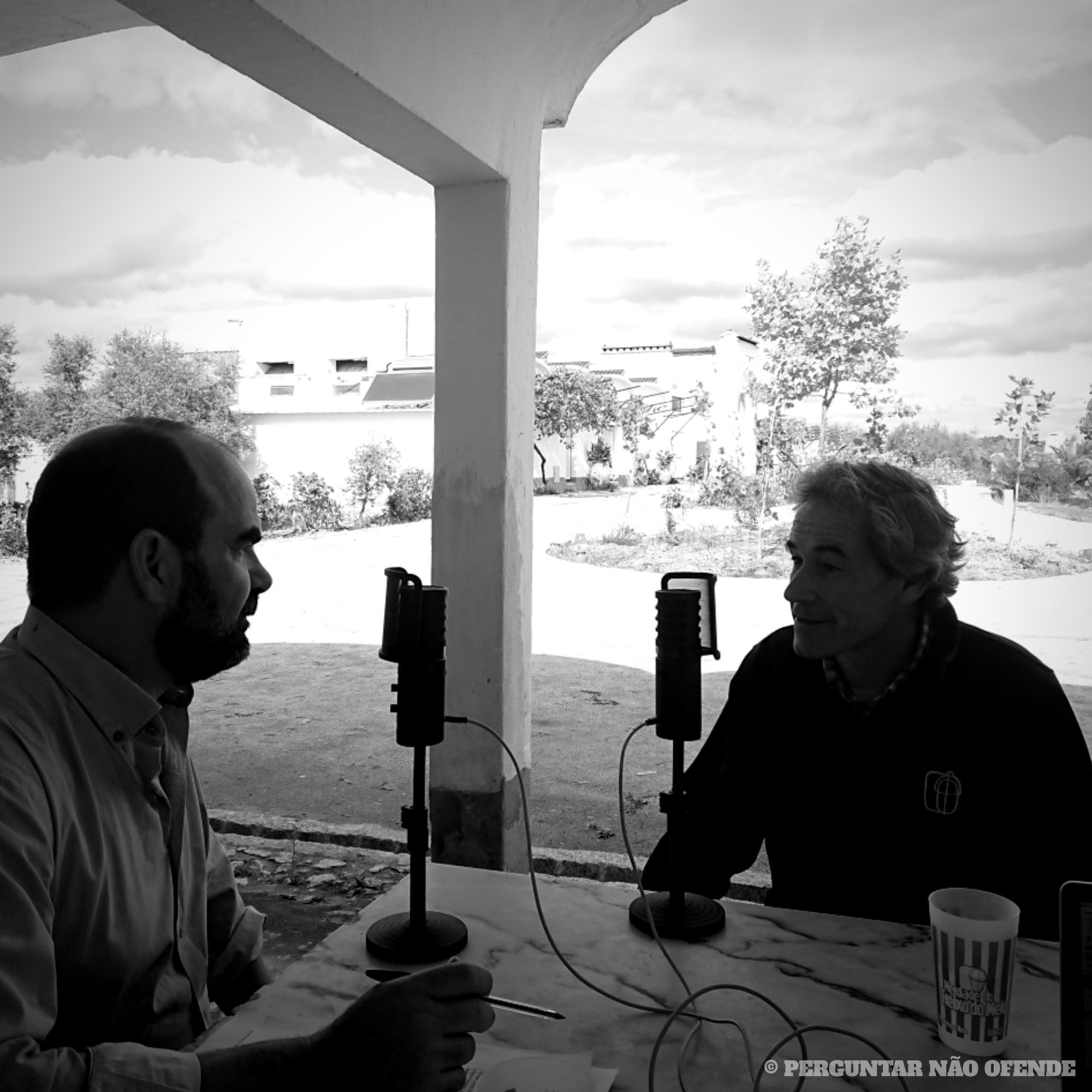 """Alfredo Cunhal Sendim: """"Há uma agropecuária sustentável e capaz de nos alimentar?"""""""