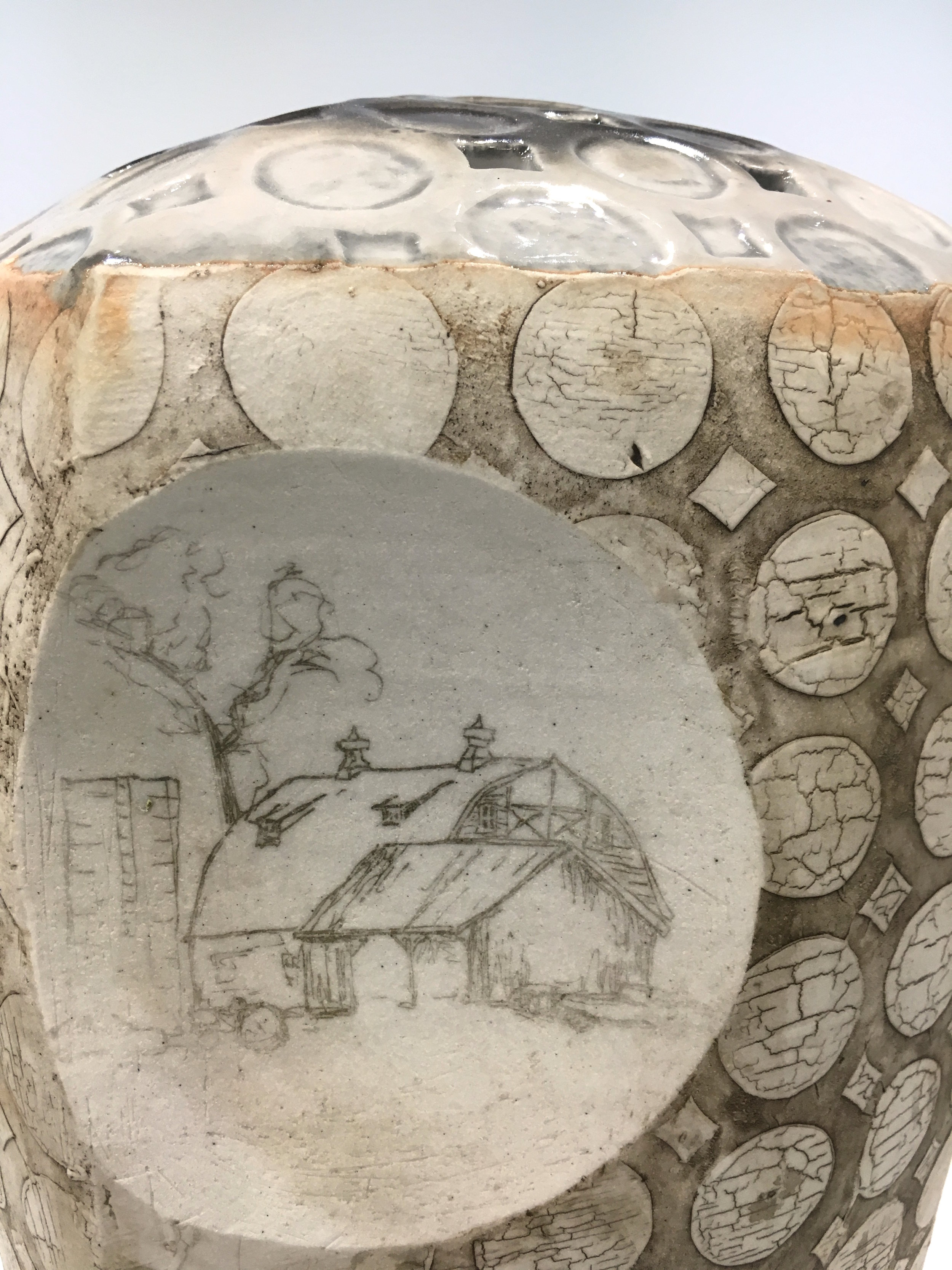 Winter Clay Classes - This mixed levels class will offer wheel throwing instruction for beginning to advanced students. The class will meet on Tuesday evenings from 6-9pm for 6 weeks starting November 13th. and run through December 20th. 2018$150 to register, class includes 1 #25 bag of clay, glazes, bisque firing and glaze firing.5 students maximum