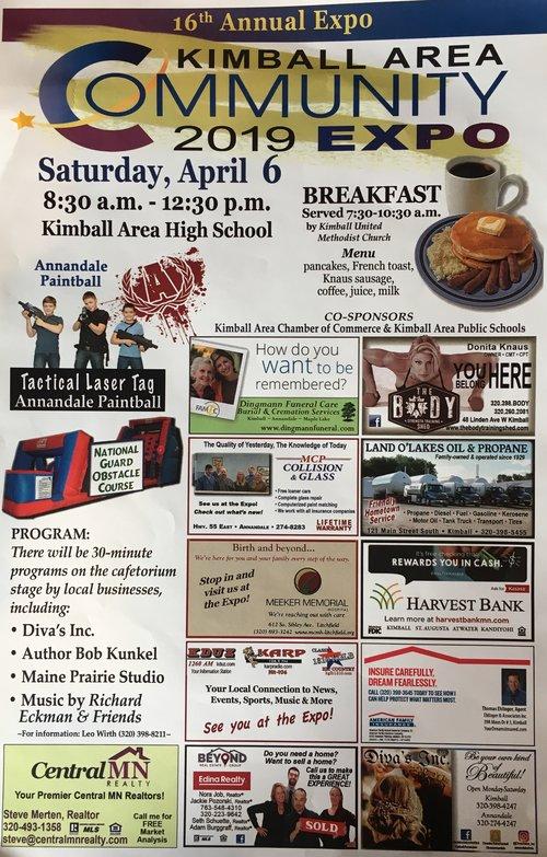 Kimball Area Community Expo