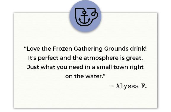 Gathering Grounds Reviews 5