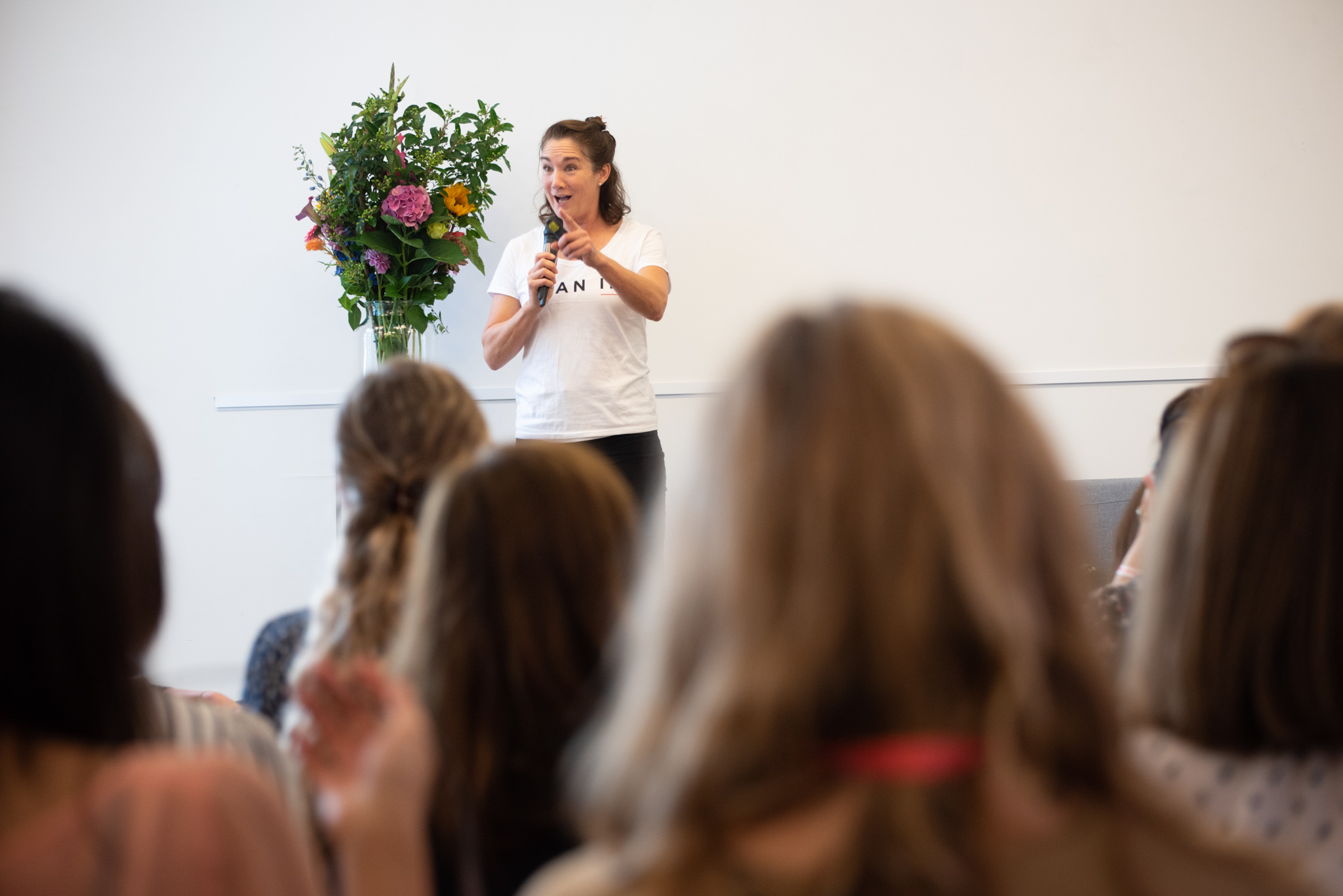 Lean In Netherlands Event Inspire Women in Leadership
