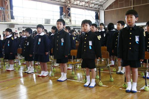 cérémonie nouveaux élèves