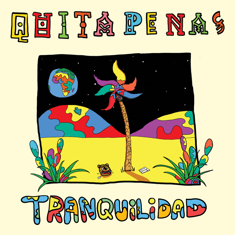 "RECENT RELEASE: ""TRANQUILIDAD""     ""The song is anything but tranquil. It features a fierce guitar riff, and a melody on the keys that is – as guitarist and vocalist Daniel Gomez put it – ""inspired by 1970's and 1980's Funana and Coladeira music from Cabo Verde and from the Afro-Puerto Rican rhythm known as Bomba.""    – Jose Galvan of KCRW"