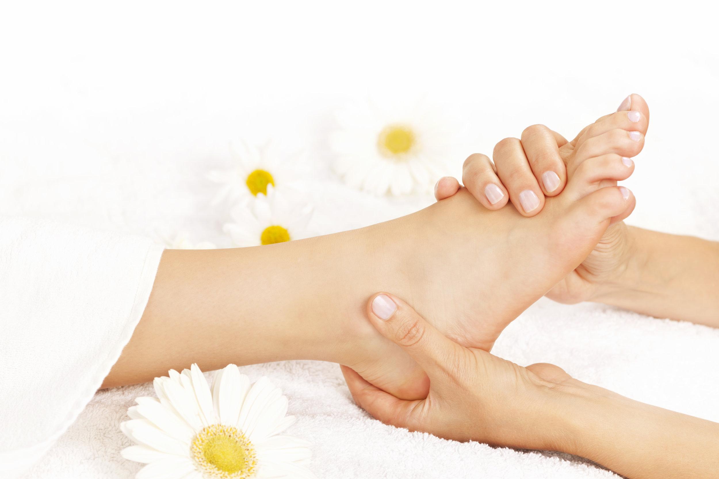 Foot Reflexology in Horbury Wakefield