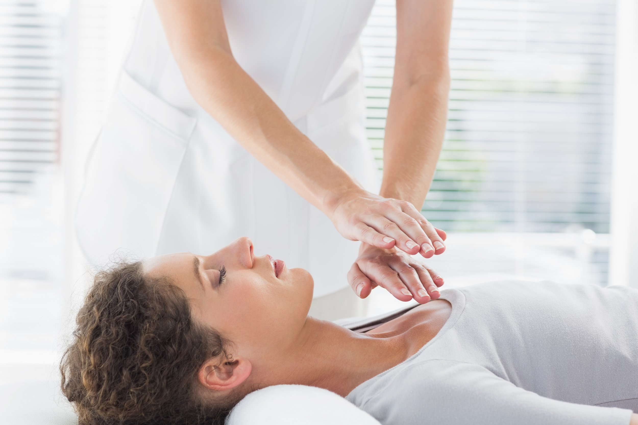 Reiki at Transcendence Holistic Therapies Horbury Wakefield